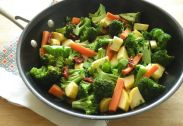Broccoli-carrot-and-squash-saute