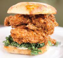 Large Crispy Chicken sandwich