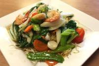 Chinese Steamed Veggies