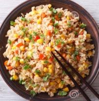 Vegetable Friend Rice